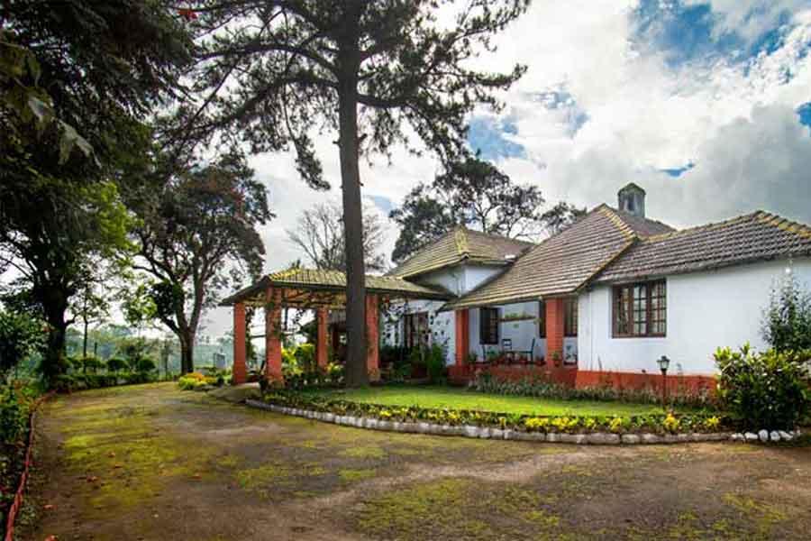 Planters Estate Bungalow At Nilgiris
