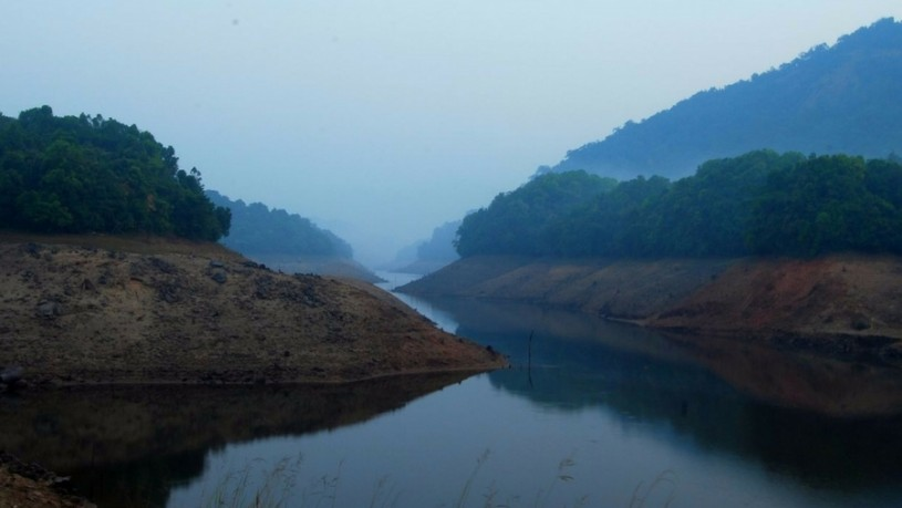 Kakkayam Dam - Reservoir