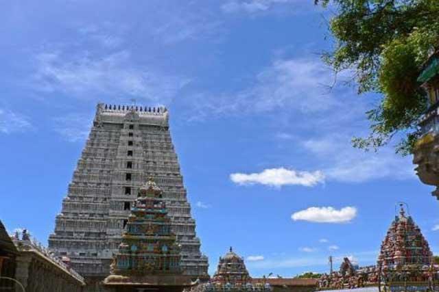 Arunachalam Temple at Tiruvannamalai