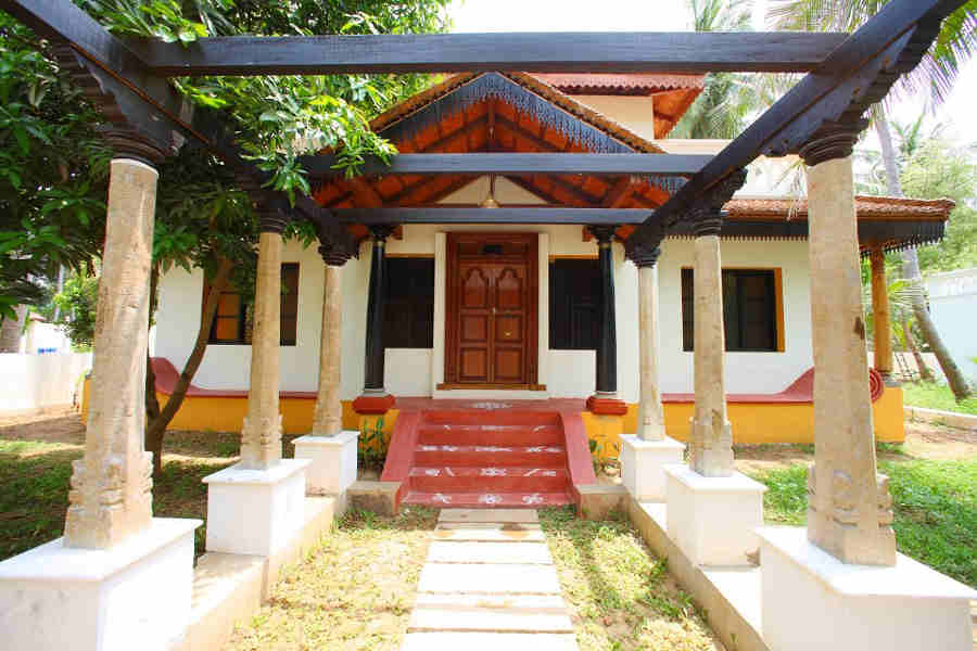 SelfRoadiez | Mantra Veppathur CGH Traditional Resort at Kumbakonam