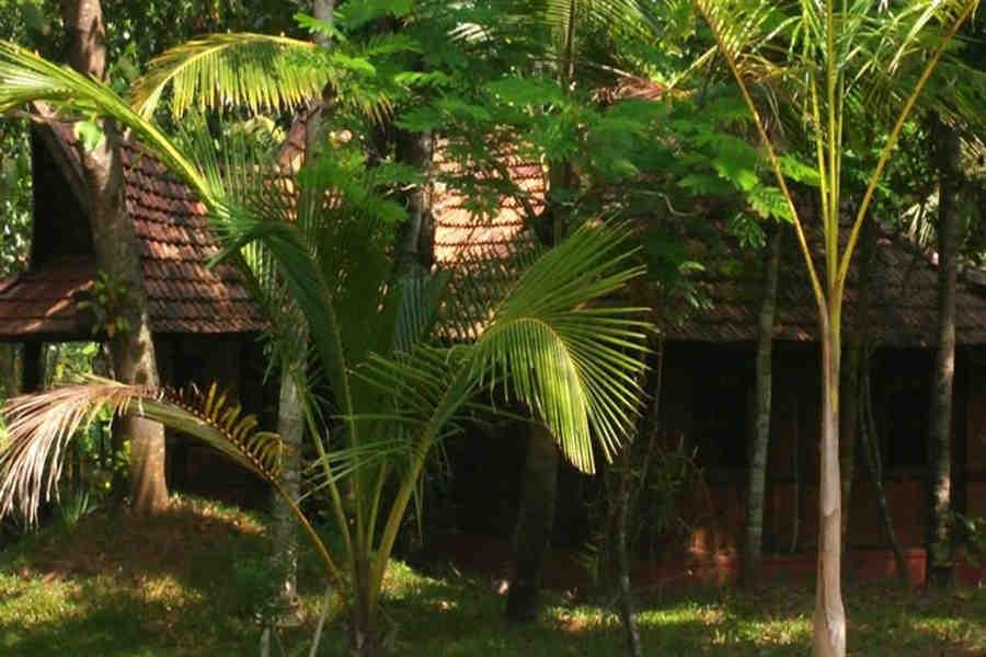 Eaati cottage at the Heritage Villa at Mararikulam