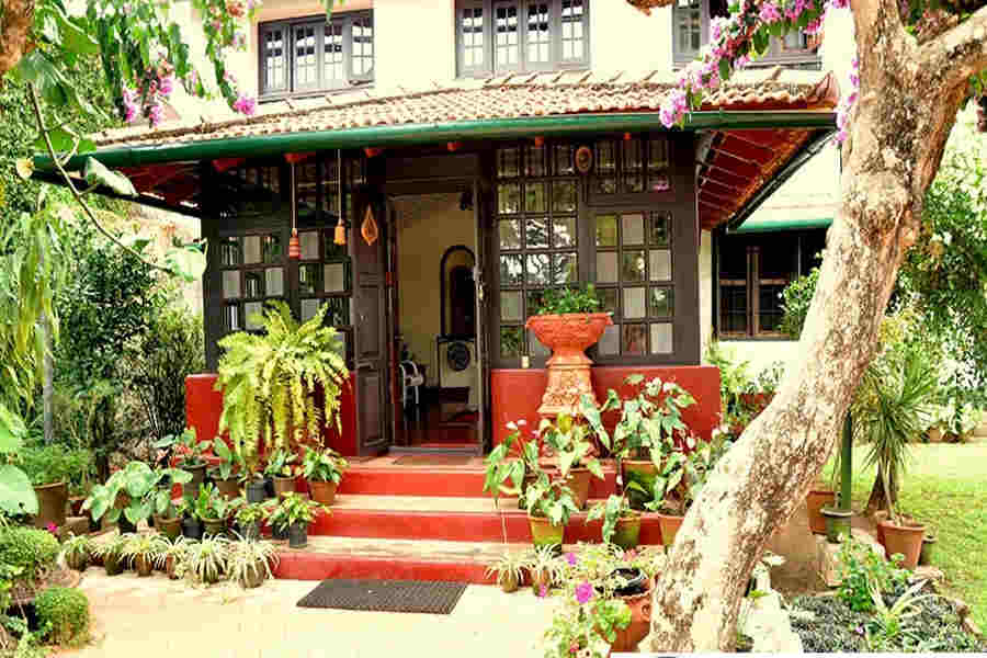 Vintage German Style Bungalow at Madikeri