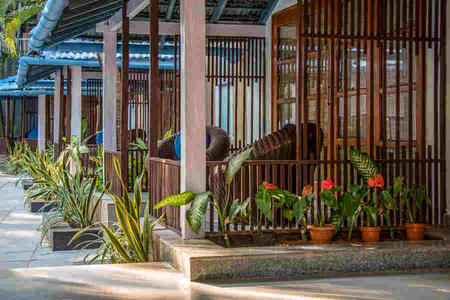 Favorite rooms at Boutique Resort near Ozran Beach