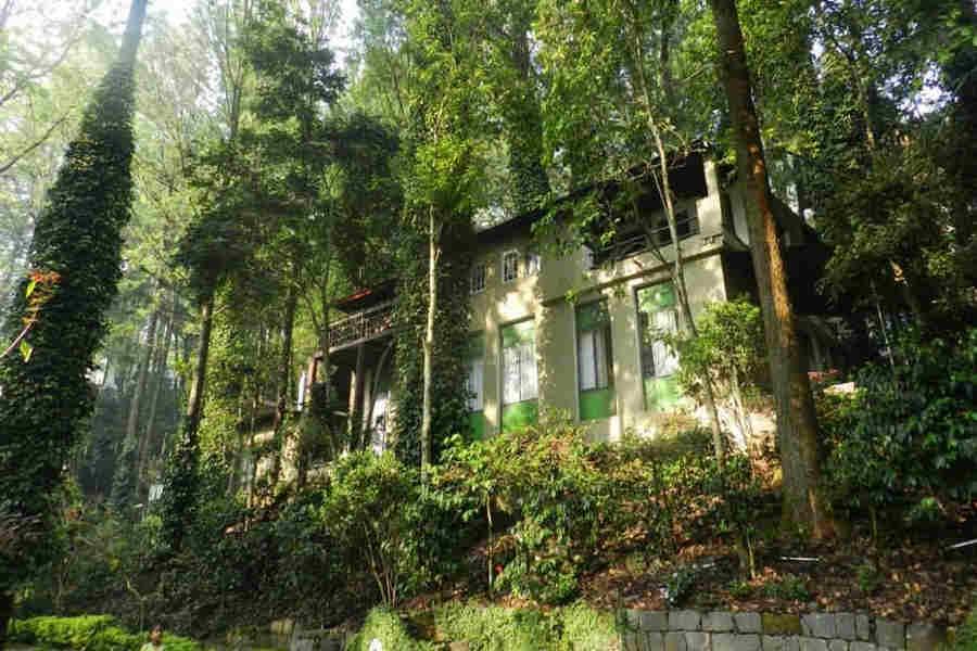 East Lynn garden at Forest Resort Near Shervarayan Hills