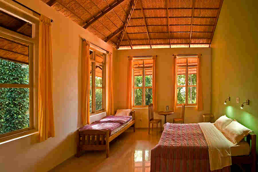 Room type 3 at Estate Bungalow at Madikeri