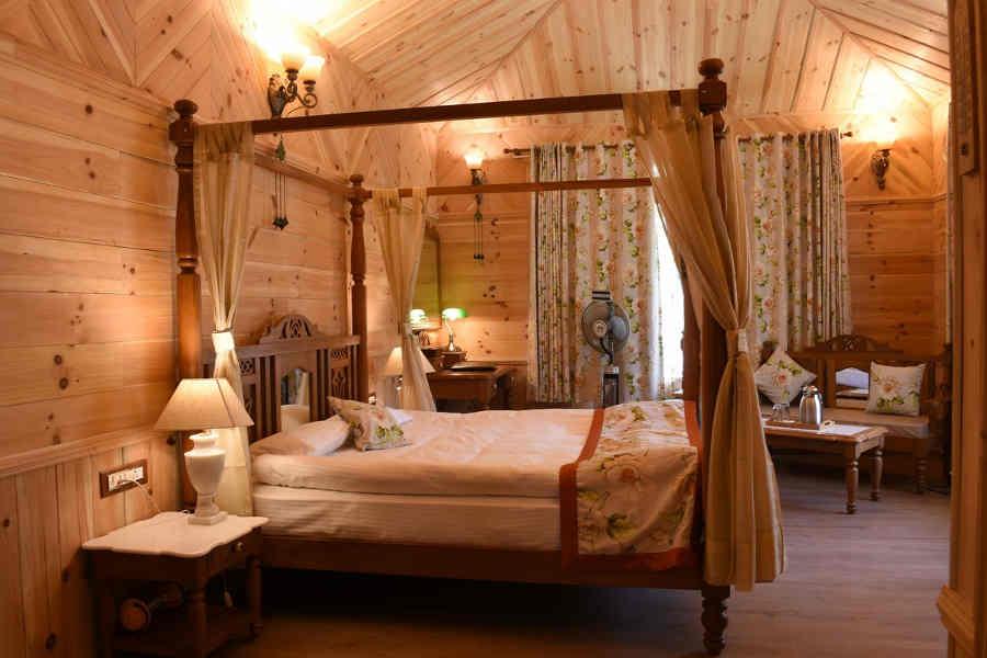 Deluxe Room at Nature Resort At Bahang