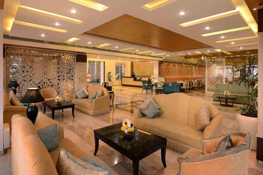 Lobby at Mountain Resort At Kimughat