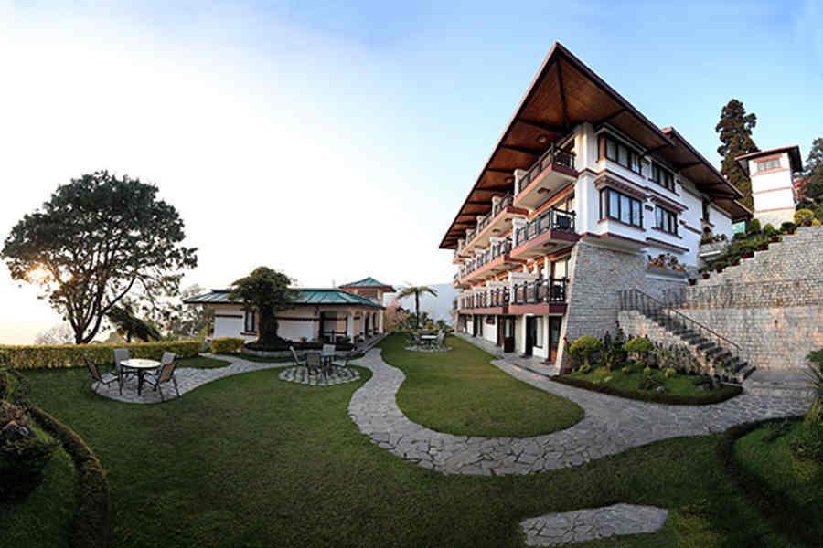 Luxury Mountain Resort In Sikkim