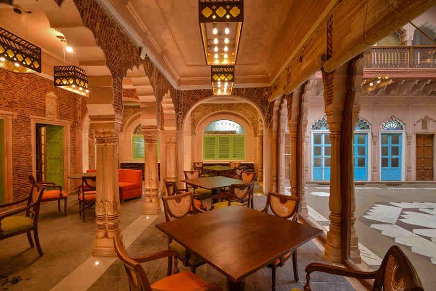 Restaurant at Heritage Stay At Gali Guliyan