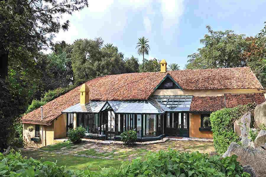 Vintage Cottages Near Nakki Lake