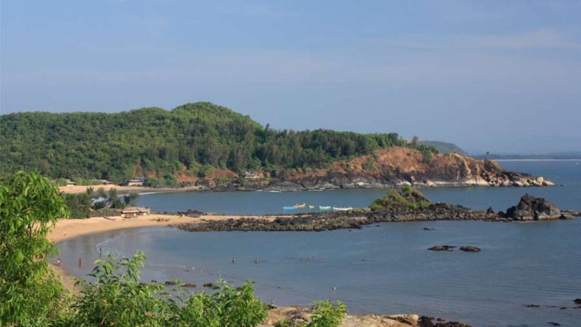 Gokarna - for pilgrimage and scenic beaches