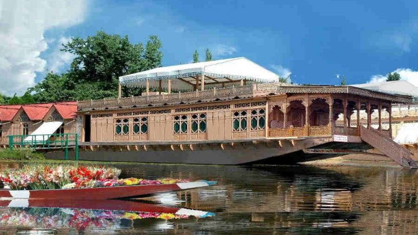 Heritage Houseboat Stay At Nagin Lake