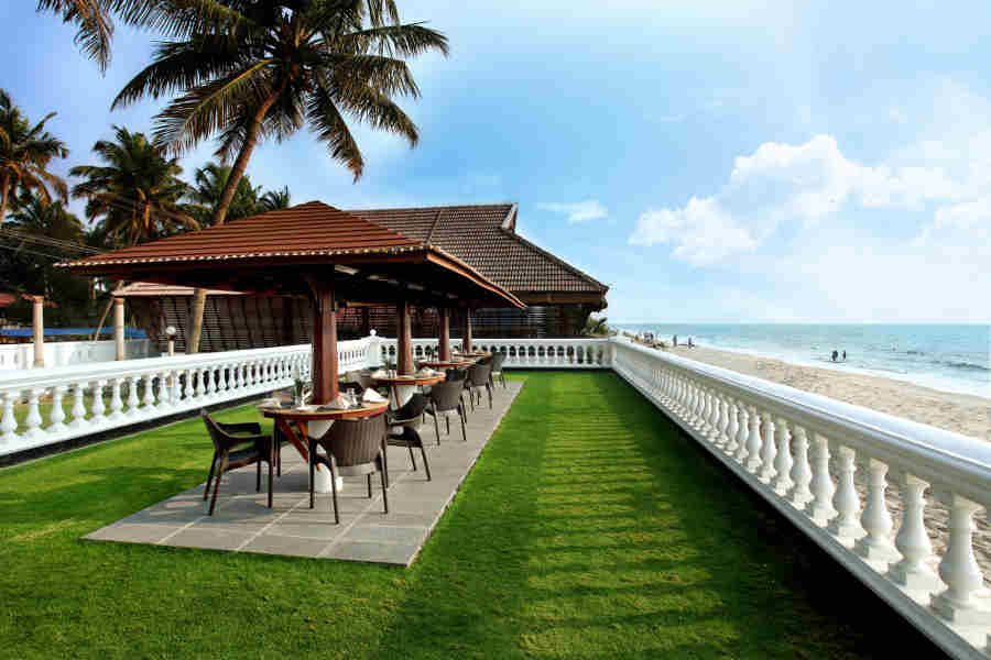 Sit out at Exclusive Health Resort Near Cherai Beach