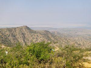 Kalo Dungar, Highest point in Kutch