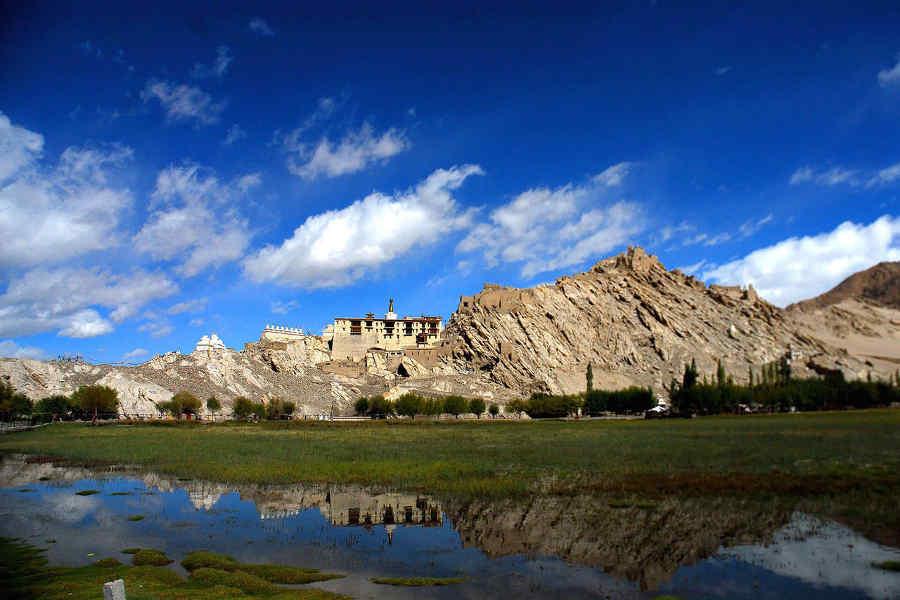The Heritage Ladakhi Palace Near Leh