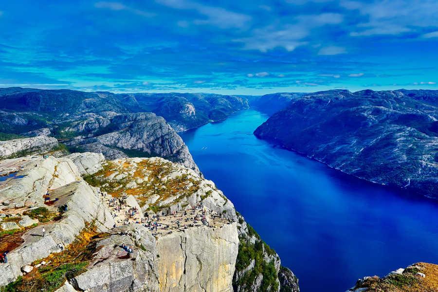 Fjord-in-Norway