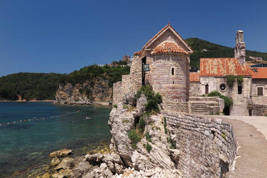 Montenegro Old Town Budva