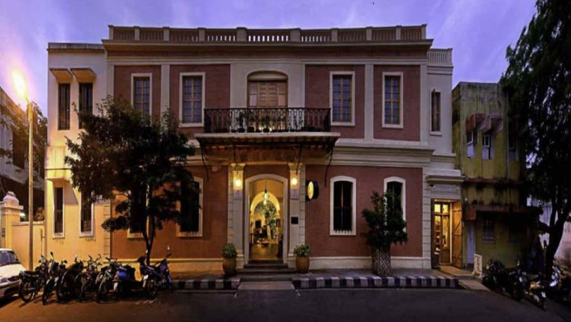Heritage Boutique Stay In Puducherry