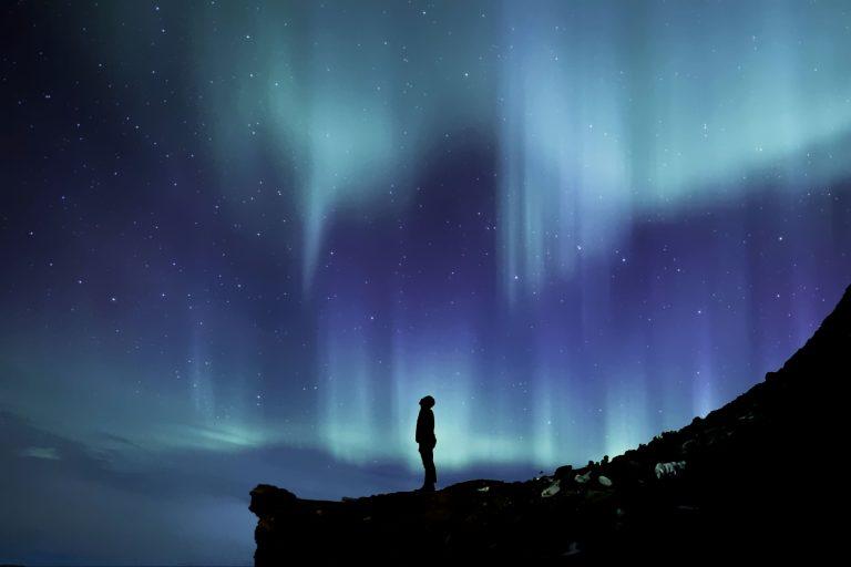 Aurora Borealis Northern Lights Aurora Northern