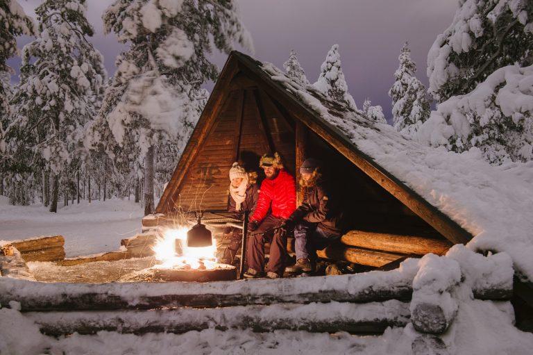 Northern Lights Picnic and Camping