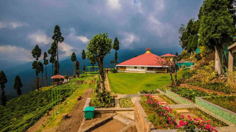Beautiful Plantation Retreat In Darjeeling