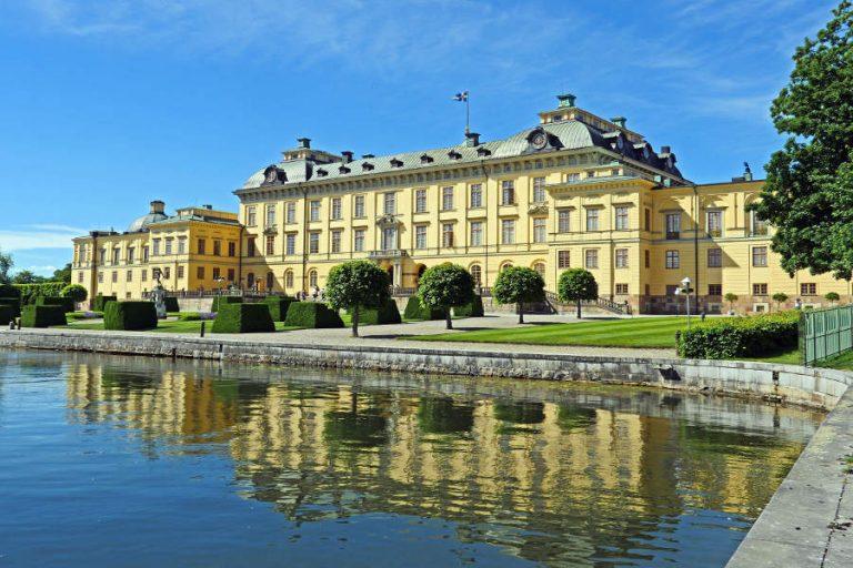 Drottningholm Palace Stockholm Mälaren