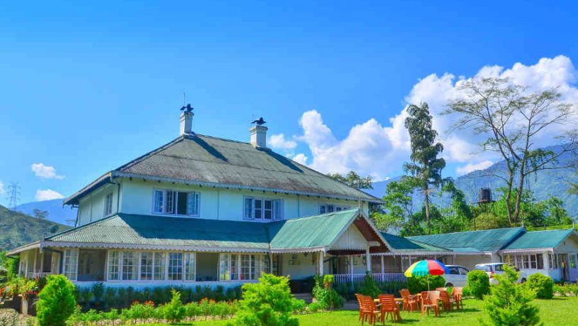 Tea Estate Stay In Darjeeling