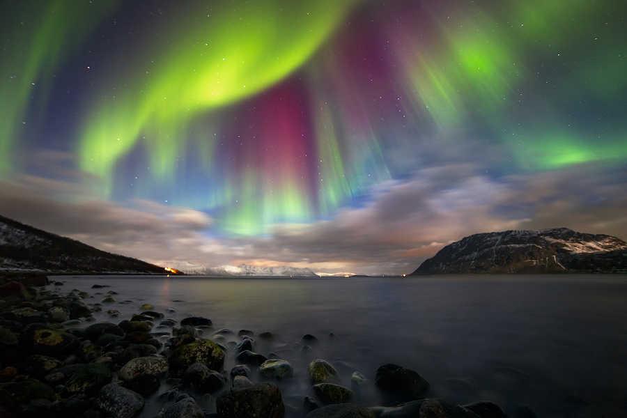 Selfroadiez Norway With Northern Lights Selfroadiez