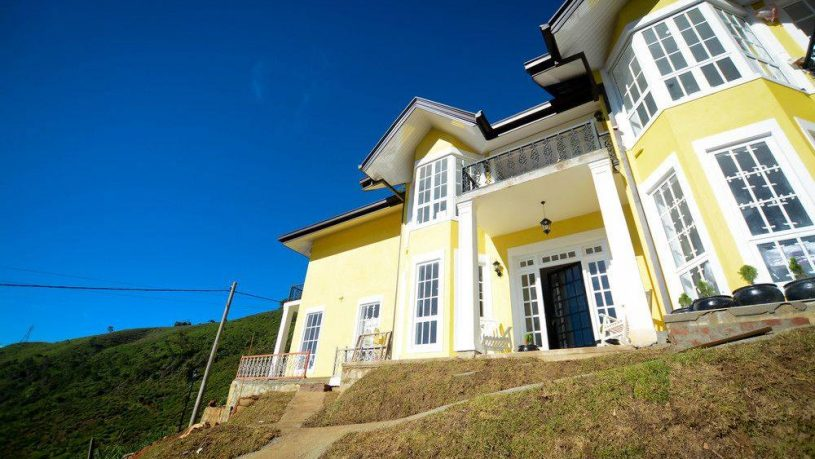 Luxury Villas In Nuwara Eliya