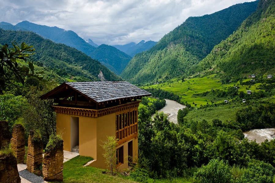 Talo-Village-punakha-bhutan