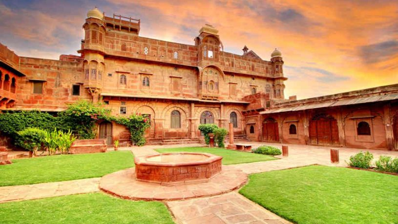 The Heritage Fort Stay Near Jaisalmer