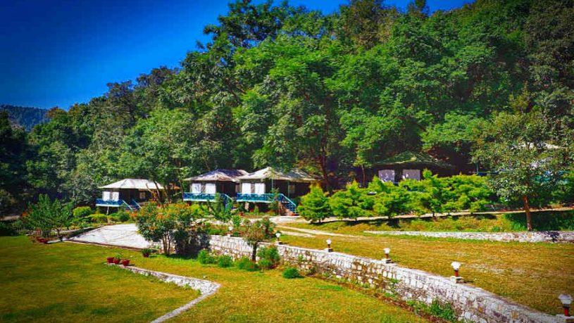The Lake Resort In Uttarakhand