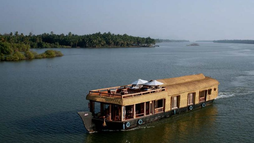 Enchanting Houseboat At Nileshwar