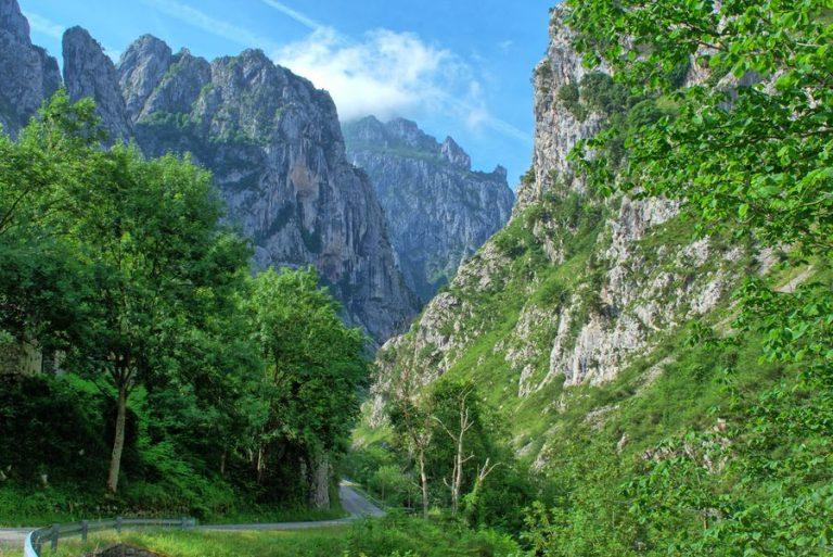 Landscape, Asturias