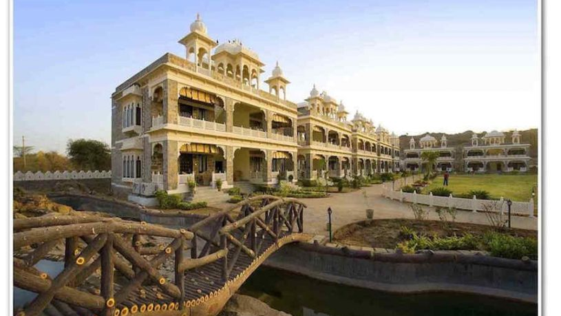 Beautiful Luxury Royal Resort In Udaipur