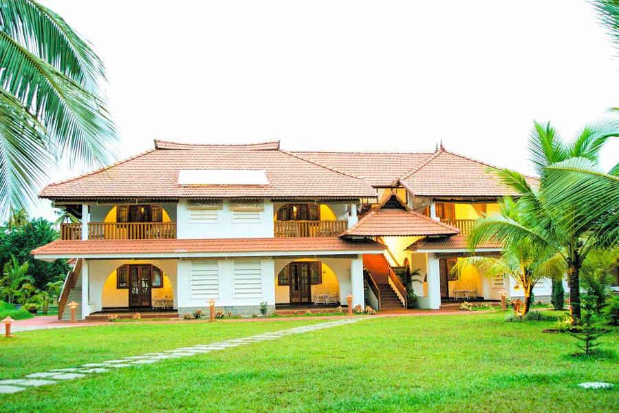 Rooms at the Luxury Retreat In Kumarakom