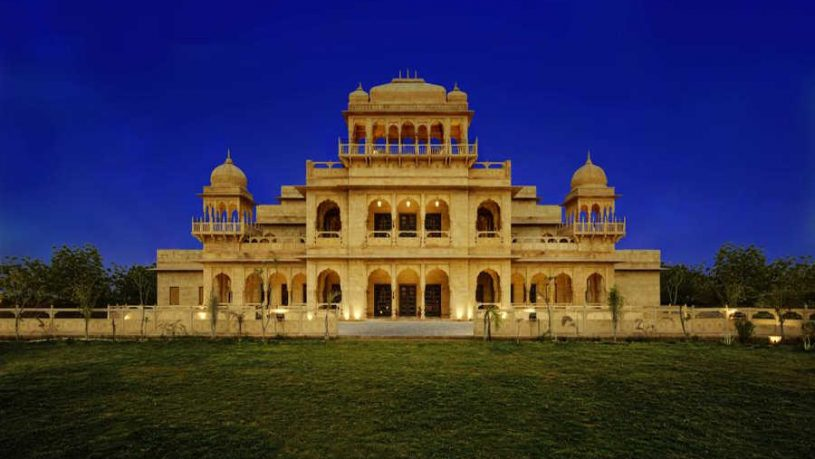 Sprawling Haveli Stay in Jaisalmer