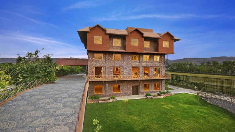 The Boutique Luxury Resort In Ranthambore