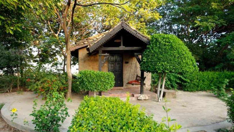 The Cooba at the Eco-Friendly Resort In Dasada