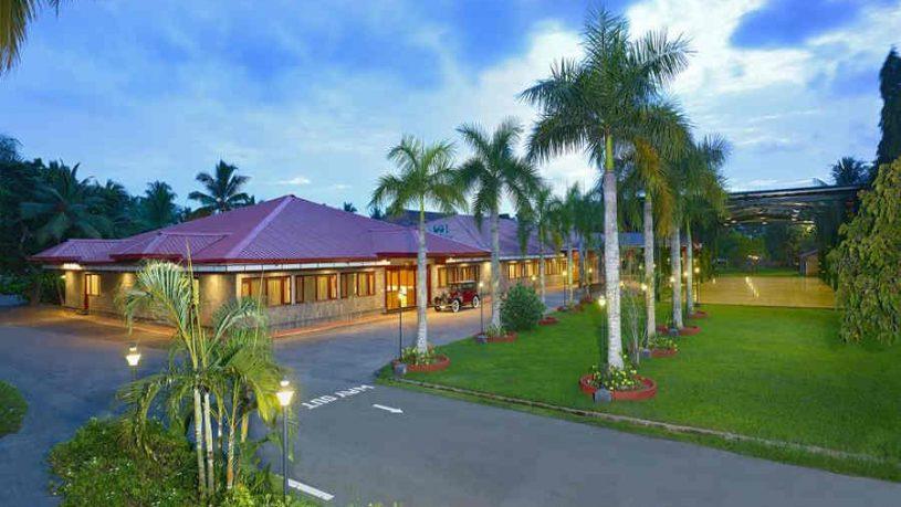 The Luxury Retreat In Kumarakom